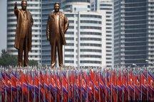 رژه متفاوت در کره شمالی+ تصاویر