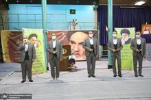 مراسم جشن غدیر در حسینیه جماران
