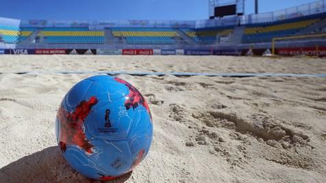 مرادی بازیهای جهانی ورزشهای ساحلی را از دست داد