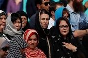 محجبه شدن زنان نیوزیلندی و پخش اذان در سراسر کشور در همبستگی با مسلمانان+عکس