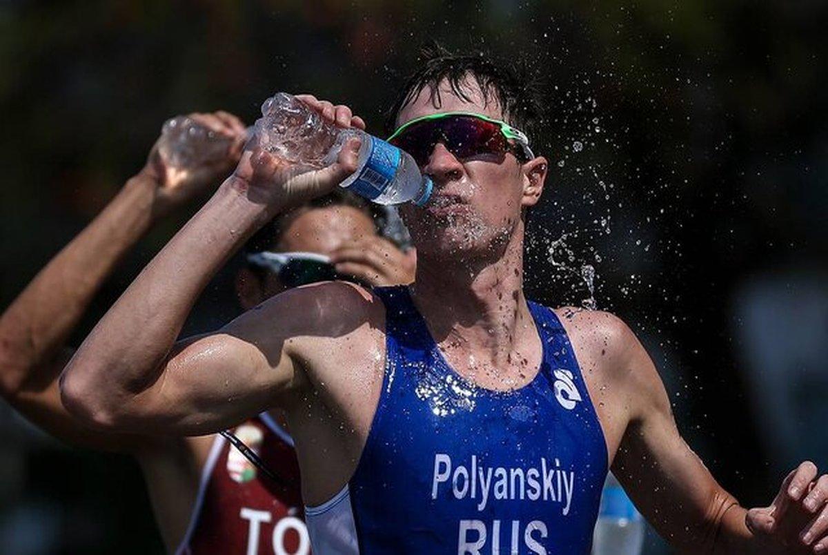 دوپینگ ورزشکار روس در المپیک توکیو مثبت شد
