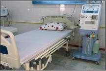 ساخت بخش دیالیز بیمارستان چادگان 50 درصد پیشرفت دارد
