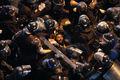 100 مجروح در درگیری ها در پایتخت لبنان
