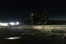 شمار شهدای حادثه تروریستی جاده زاهدان-خاش به 41 نفر رسید