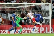 پیروزی پرگل ایتالیا و آلمان در شب تساوی انگلیس در خانه لهستان