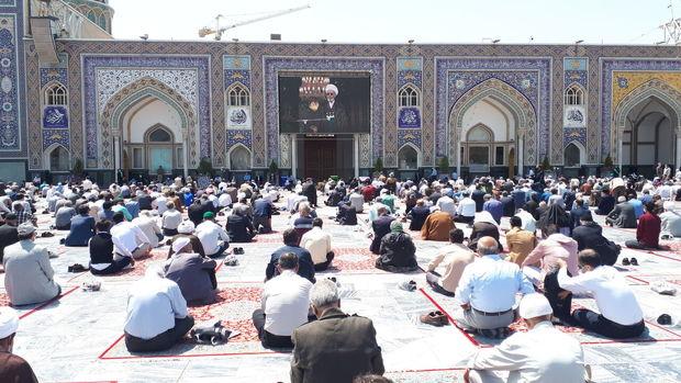 نماز جمعه فردا در مشهد برگزار می شود