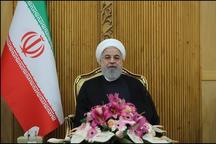 رئیسجمهور روحانی: سران جهان به ترامپ خندیدند/ مواضع ایران صریحا تبیین شد/ ترامپ تنها ماند؛ جلسه امنیت به حمایت قاطع از برجام تبدیل شد/ دیدگاه همگان حقانیت ایران و زورگویی آمریکا بود/ آمریکا با انزوای تاریخی و کم نظیر مواجه است