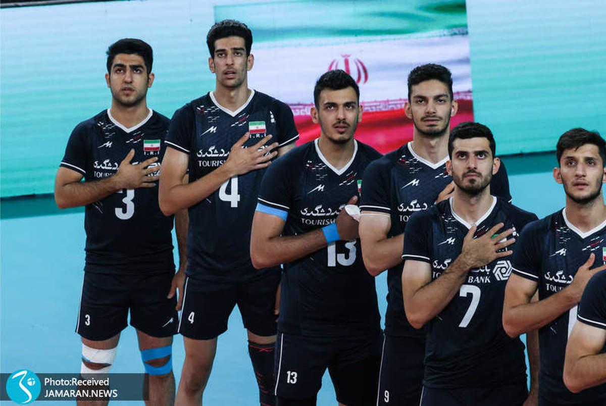 تیم منتخب جوانان جهان و جای خالی ایران