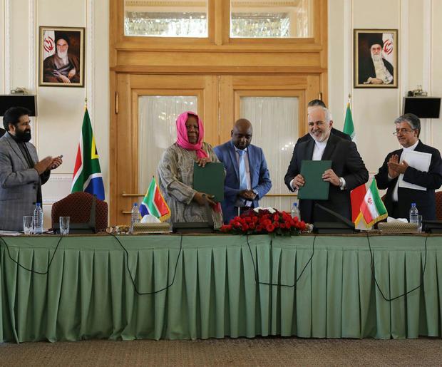 ظریف:  صبر راهبردی ایران در برابر اروپا به پایان رسید