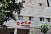 ۶۵ نفر پس از زلزله به اورژانس سراب مراجعه کردند