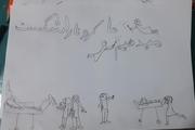 درخشش دانشآموزان گلستانی در مسابقه نقاشی با موضوع کرونا