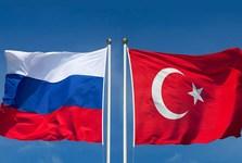 جنگ لفظی شدید ترکیه و روسیه بر سوریه