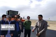 ۳۰ کیلومتر بزرگراه در سیستان و بلوچستان بزودی افتتاح میشود