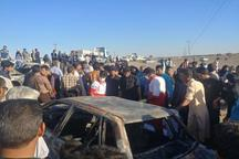 قاچاق سوخت در محور بم - ریگان پنج کشته بر جا گذاشت