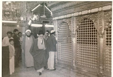 امام چه مواقعی به کربلا می رفتند؟