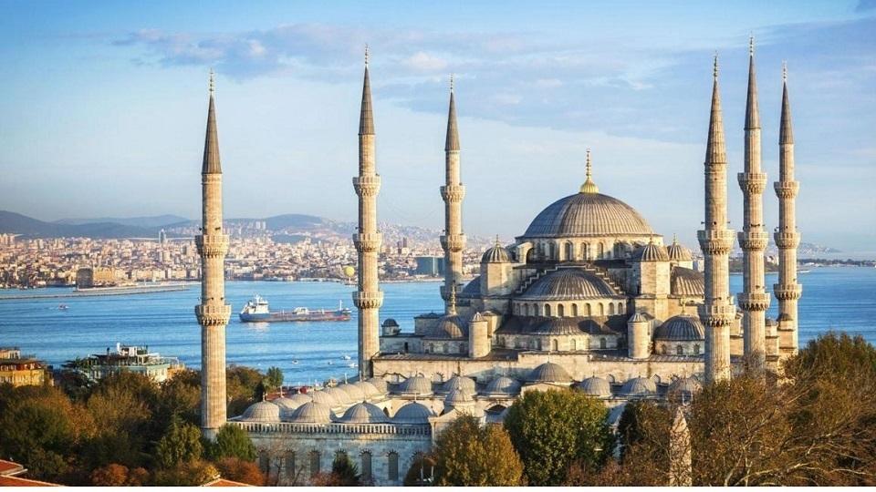 مسجد «ایاصوفیه» ترکیه