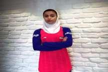 اسما سعیدی؛ جوان ارومیه ای به اردوی تیم ملی والیبال بانوان دعوت شد