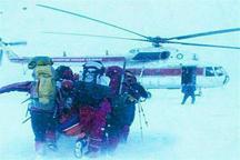 پیکر دو کوهنورد مفقود شده در اشترانکوه پیدا شد