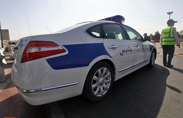 برداشت زعفران موجب ترافیک سنگین در مسیر زاوه به تربت حیدریه شد