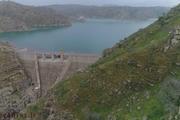 98 درصد ظرفیت سد کوثر گچساران آبگیری شد