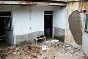 سقف 100 خانه روستایی در بخش احمدی براثر بارندگی فرو ریخت