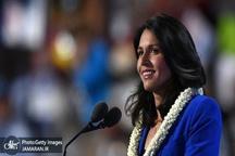 یک نماینده زن دیگر رسما برای رقابت با ترامپ وارد شد