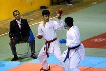 تیم کاراته امید گیلان نائب قهرمان کشور شد