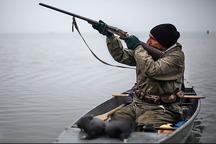 3 شکارچی متخلف در غرب گلستان دستگیر شدند