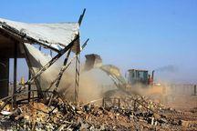 ۴.۵ میلیون مترمربع از اراضی مشهد رفع تصرف شد