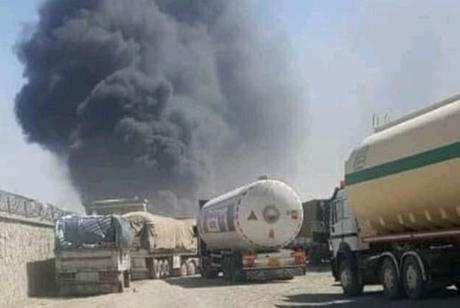 جزئیات آتش سوزی دوباره مرز ایران و افغانستان