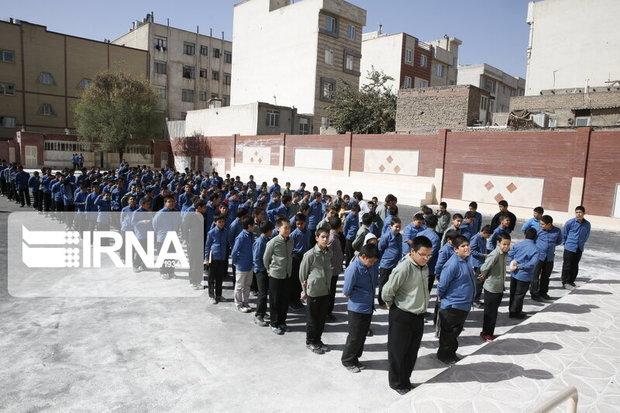شمار دانش آموزان خراسان رضوی پنج درصد افزایش می یابد