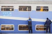 ایستگاه های راه آهن گیلان و سالنهای قطار ضدعفونی می شود