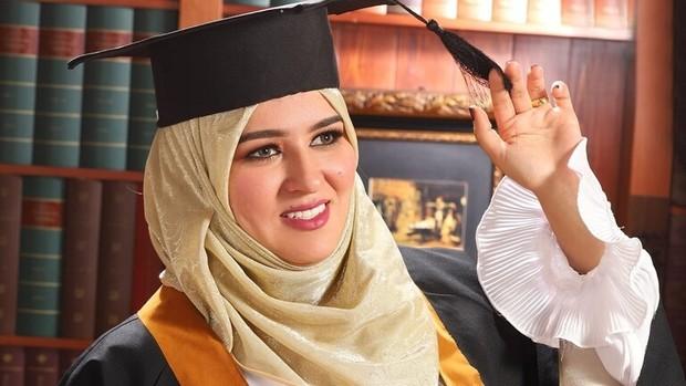 آیا این زن رهبر لیبی می شود؟