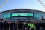 فینال جام اتحادیه انگلیس با حضور تماشاگران