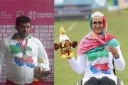 پرچمداران ایران در پارالمپیک توکیو انتخاب شدند