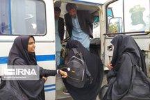 افزون بر ۱۳۰۰ دانش آموز نیکشهر با سرویس استاندارد مدارس جابجا میشوند