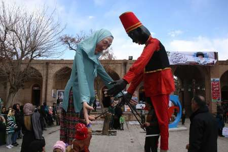 ششمین جشنواره بازی و اسباب بازی کودکان دیروز و امروز پایان یافت