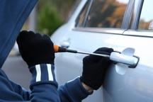چهار خودروی سرقتی در همدان کشف شد