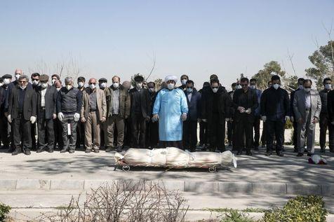 حقوق پرسنل آرامستانها در دوران تغییری کرونا نکرده است