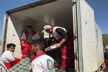 امداد رسانی به پنج هزار و 500 سیل زده در آذربایجان غربی