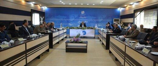 برگزاری جلسه شورای مدیران مخابرات منطقه لرستان