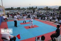 آستارا به میزبانی مسابقات بینالمللی کاراته آماده میشود