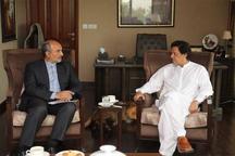 عمران خان میانجی جدید ایران و عربستان است؟