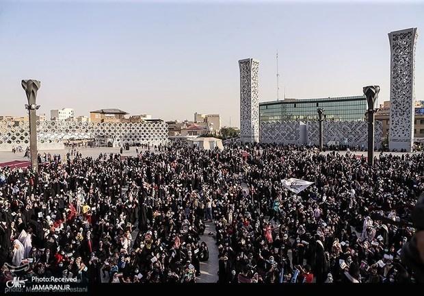 جشن ازدواج دختران انقلاب برگزار شد + تصاویر