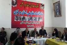 ایجاد اشتغال خرد دستور کار اقتصاد مقاومتی در روستاهای استان مرکزی است
