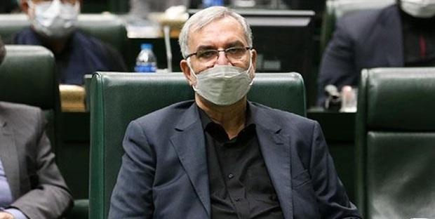 عین اللهی، وزیر بهداشت: اولویت دولت مقابله با کرونا و واکسیناسیون است