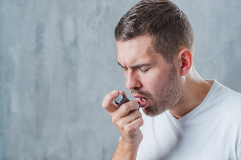 6 روش برای درمان خس خس سینه