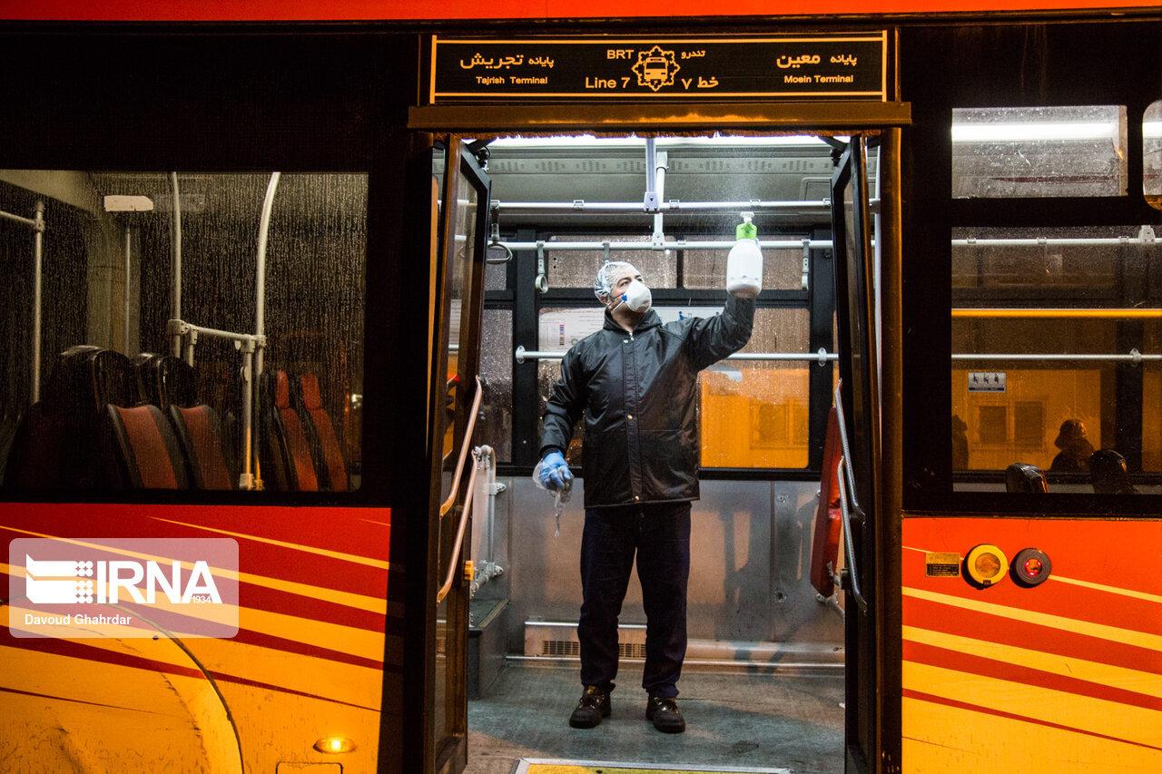 ضرورت رعایت نظافت وسایط نقلیه عمومی برای پیشگیری از بیماریهای واگیر