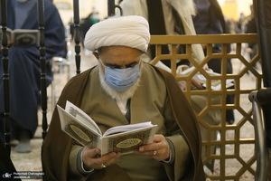 مراسم چهلمین روز درگذشت آیت الله محمد یزدی(ره)