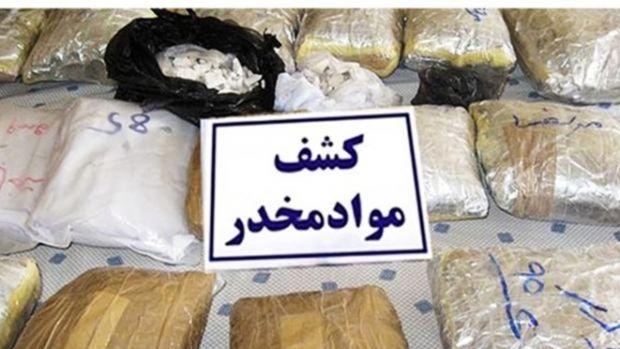 انهدام باند قاچاق مواد مخدر در جیرفت